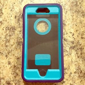 iPhone 6s Otterbox Defender Case